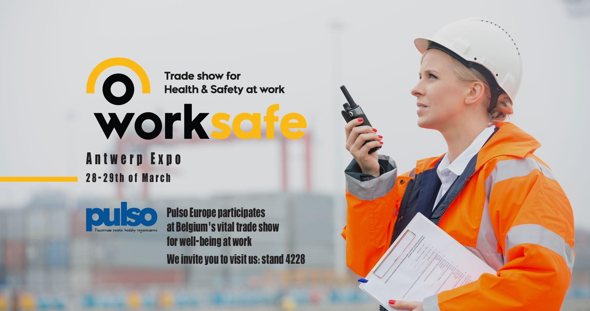WorkSafe Antwerp Expo
